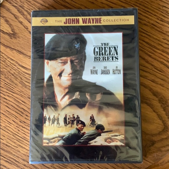 """Other - The John Wayne Collection """"The Green Berets"""""""